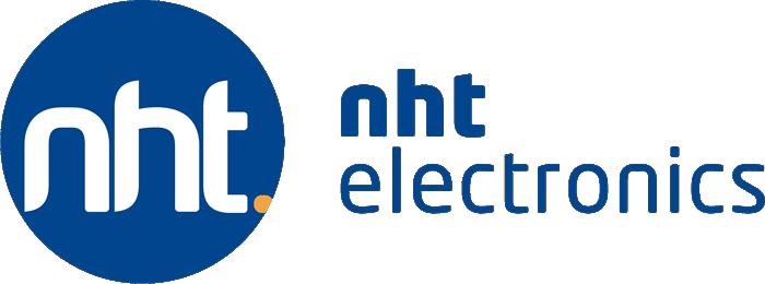 NHT Electronics logo